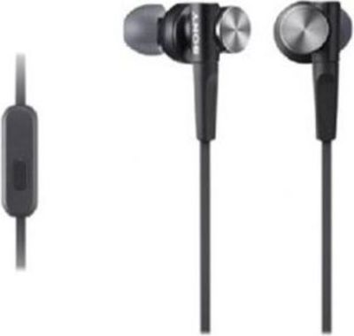 Sony MDRXB50AP headphones