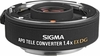 Sigma Teleconverter 1.4x EX DG APO for Sony teleconverter