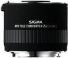Sigma Teleconverter 2.0x EX DG APO for teleconverter