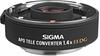Sigma Teleconverter 1.4x EX DG APO for Canon teleconverter