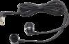 Olympus E38 headphones