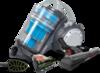 E.Zicom e.ziclean Turbo Eco Pets vacuum cleaner
