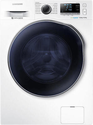 Samsung WD90J6410AW washer dryer