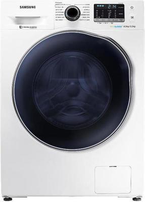Samsung WD6000 WD80J5410AW washer dryer