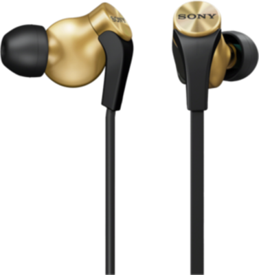 Sony MDR-XB60EX headphones