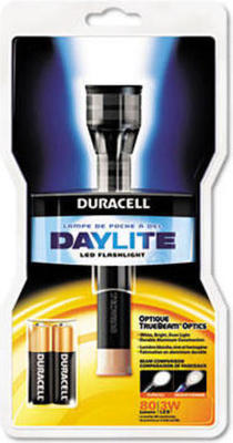 Duracell Daylite LED 2AA flashlight