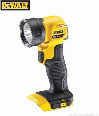 DeWALT DCL040 flashlight
