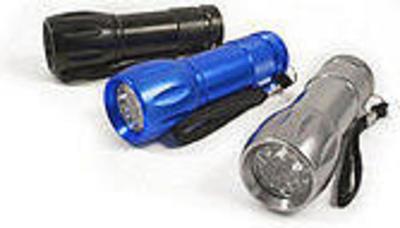 Active Products 9 LED Aluminium A50480 flashlight