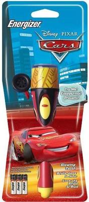 Energizer Disney Cars Torch 3AAA flashlight