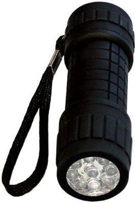 Yellowstone 9 LED flashlight