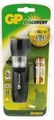 GP Batteries Discovery LOE201 flashlight