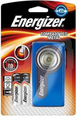 Energizer Compact LED Metal 2AA flashlight