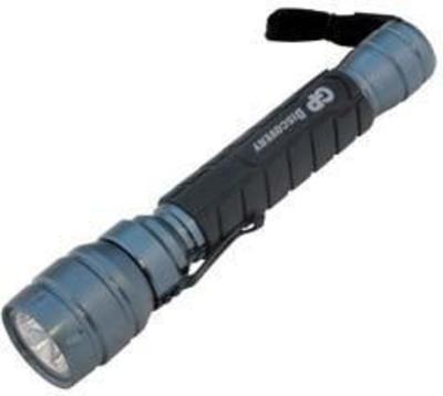 GP Batteries Discovery 1w CREE flashlight