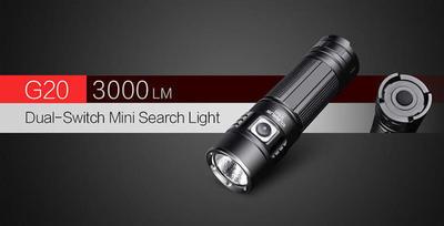 Klarus G20 flashlight