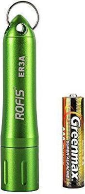 Rofis ER3A Keychain flashlight