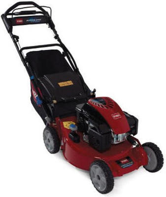Toro Super Recycler 48cm lawn mower