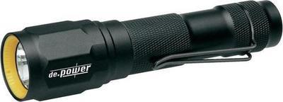 De.Power DP-015CR-C LED Alumimium flashlight