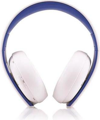 Sony PlayStation Gold Wireless Stereo headphones