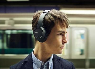 Sony MDR-ZX770BN headphones