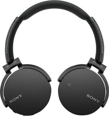 Sony MDR-XB650BT headphones