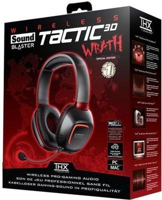 Wireless sound wrath driver tactic3d blaster