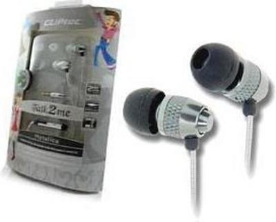 CLiPtec Metalica Talk2Me headphones