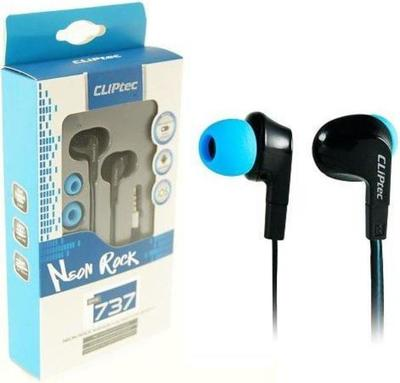 CLiPtec Neon Rock headphones