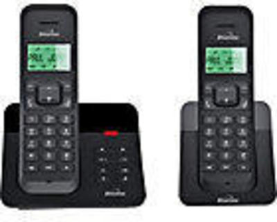Binatone Luna 1220 Duo cordless phone