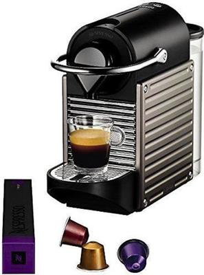 Krups Le Cube XN5005 espresso machine | ▤ Full Specifications