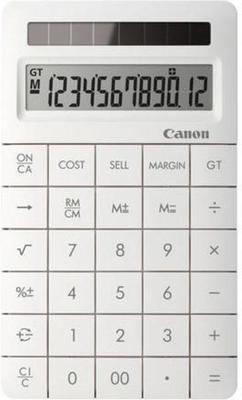 Canon X Mark II calculator