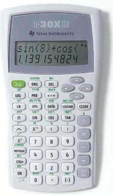 Texas Instruments TI-30X IIB calculator