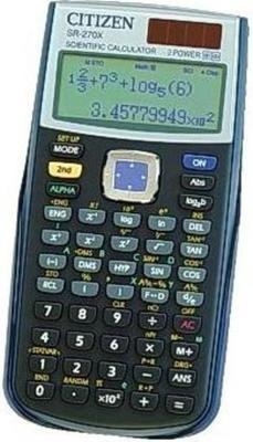 Citizen SR-270X calculator