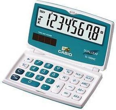 Casio SL-100NC calculator