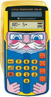 Texas Instruments TI Little Professor Solar calculator