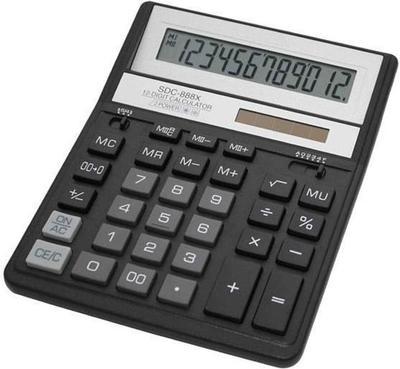 Citizen SDC-888X calculator