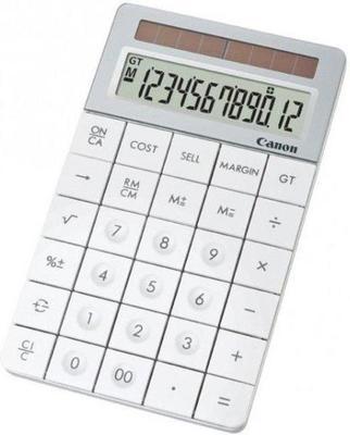 Canon X Mark I calculator