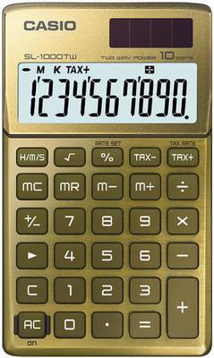Casio SL-1000TW calculator