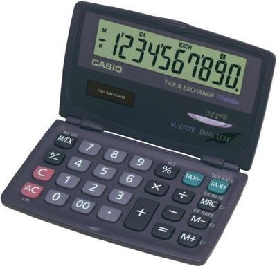 Casio SL-210TE calculator