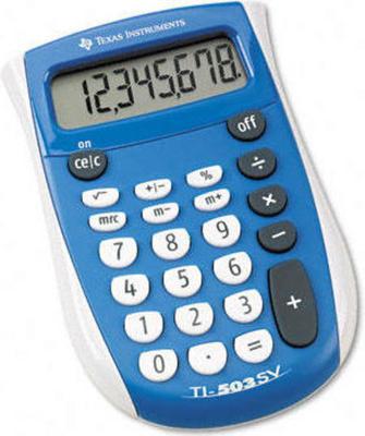 Texas Instruments TI-503SV calculator