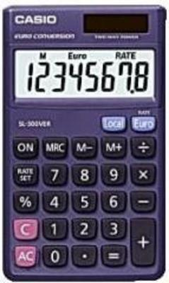 Casio SL-300VER calculator