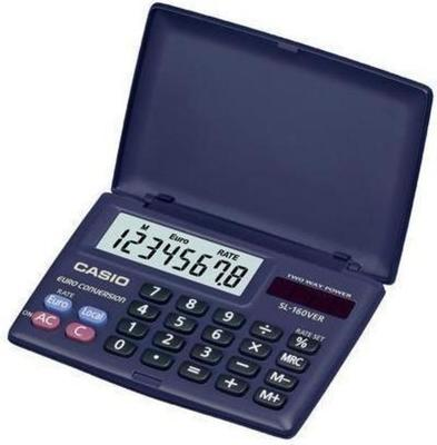 Casio SL-160VER calculator