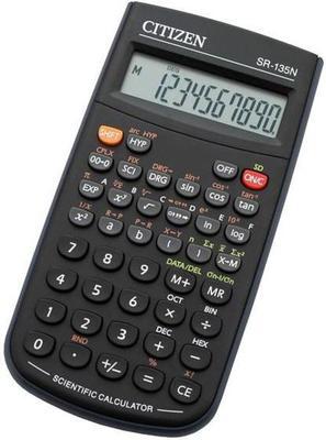 Citizen SR-135 calculator