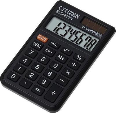 Citizen SLD-200N calculator