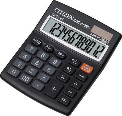 Citizen SDC-812BN calculator