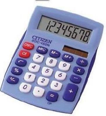 Citizen SDC-450 calculator