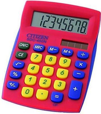 Citizen SDC-450N calculator