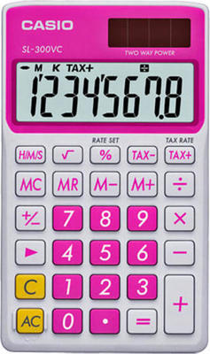 Casio SL-300VC calculator