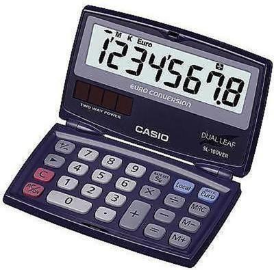 Casio SL-100VER calculator