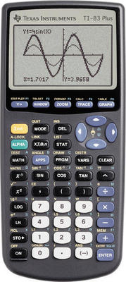 Texas Instruments TI-83 Plus calculator