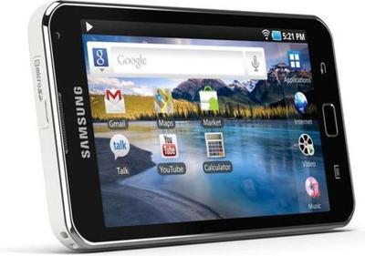Samsung Galaxy S WiFi 5.0 YP-G70 8GB mp3 player